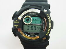 G-Shock Frogman DW-9900-1B Gold Black Titanium Limited Casio Watch EX (8200 8201