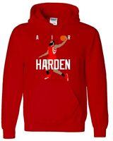 """James Harden Houston """"Air PIC"""" MVP HOODIE HOODED SWEATSHIRT"""