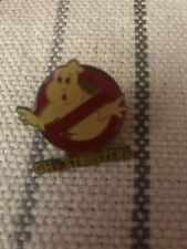 Vintage Rare Ghostbusters Classic 1984 & 2016 Movie Logo Ghostbusters At Bottom