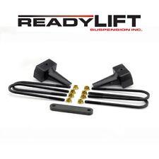 """ReadyLift 66-2014 4"""" Tall Flat Rear Block Lift Kit 2011-2016 Ford F250 F350 F450"""
