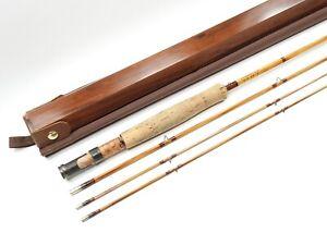 """Ron Bennett Maker Bamboo Fly Rod. 6' 8"""". 3wt. See Description."""