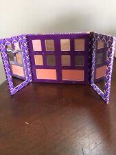 TARTE High Performance Tri-fold Face & Eye Pallet Kit w Mirrors ~ Read