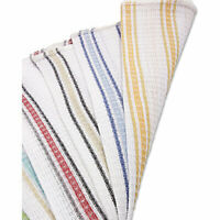 24-Pack Better Home Dish Cloths - Assorted Colors