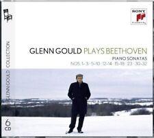 CD de musique classique piano Glenn Gould