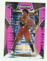 2019-20 Panini Prizm Draft Picks Rookie RC Pink Pulsar Holo Kevin Porter Jr. #94