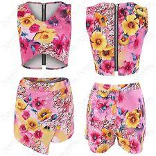V Neck Floral Regular Size Tops & Shirts for Women