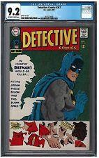 DETECTIVE COMICS #367 CGC 9.2 (9/67) DC Comics
