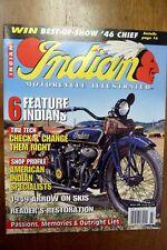 Indian Motorcycle Illustrated Magazine Winter 1996