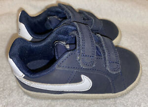 Boys Infant Size 5.5 - Nike Court Royale Trainers