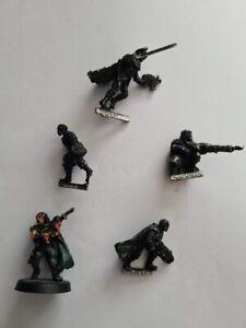 Warhammer 40k Gaunts Ghosts Job Lot