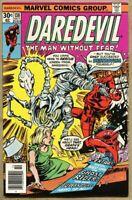 Daredevil #138-1976 fn 6.0 Ghost Rider Death's Head John Byrne