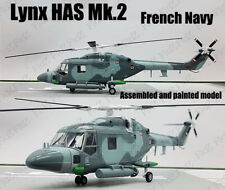 Easy model French Navy Lynx Mk.2 British military helicopter 1/72 non diecast
