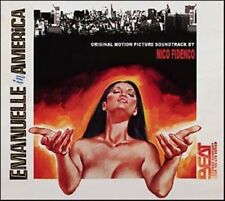 Nico Fidenco: Emanuelle In America (New/Sealed CD)