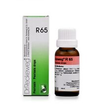 Dr. Reckeweg R65 Psoriasin Drops 22ml Relieves Itching dry skin & Skin Problems