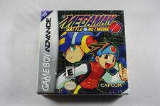 Mega Man Battle Network 1 (Nintendo Gameboy Advance GBA) NEW Factory Sealed