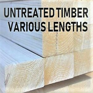 Untreated Timber - C16/24 - FREE DELIVERY FOR ORDERS OVER £150 WITHIN M25