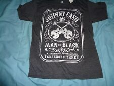 "Johnny Cash Man In Black "" Tee New With Tags [ Medium ] [ B ]"