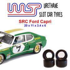 WASP 19 - Urethane Slot Car Tyres - SRC Ford Capri
