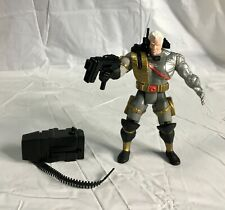 1996 X-Men Cable Stealth Action Figure 5 in X-Force Series 7 Marvel Toy Biz 90's