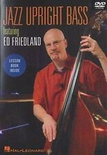 Jazz Upright Bass Featuring Ed Friedland 0884088103484 DVD Region 1