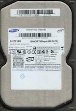 Samsung Spinpoint SP2014N P/N: 1017j1fy419520 P/V Ms 200gb Ide D6-02