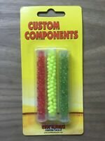 Northland Fishing Tackle - Salmon Beads - Size 4mm - Assorted - 240/Card