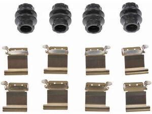 For 2013-2014 Ram C/V Brake Hardware Kit Rear Dorman 19272XW