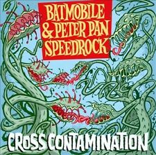 BATMOBILE/PETER PAN SPEEDROCK - CROSS CONTAMINATION * NEW CD