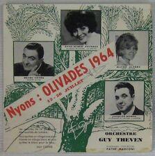 Anne-Marie Peysson Jacques Morel 45 Tours 1964