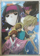 #B4 Anime 2005 Tsubasa Chronicle The Movie Clear File Folder Brand New Rare