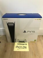 Sony PlayStation 5 (PS5) - NEW - IN HAND - COLLECT OR UPS NEXT DAY - DISK ✅