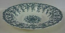 Crown Ducal IVY (BLUE GRAY) Rim Soup Bowl EARLY ENGLISH More Items Available