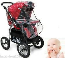 Universal Strong RAINCOVER for the Stroller Pram WITH REVERSIBLE HANDLE BABYLUX