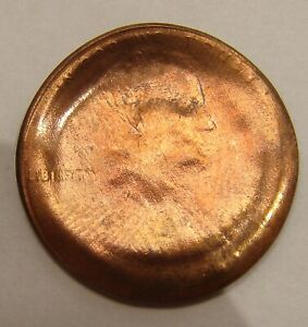 2000 - Lincoln Cent - Capped Die - Mint Error - Uncirculated