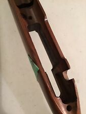 Remington Model 7 Seven Factory Wood Checkered Stock W/ Rubber Butt Pad