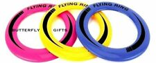 1,3,5 or 10 x OUTDOOR FLYING FRISBEE RINGS FUN GAME PLAYING DISC KIDS TOY