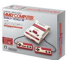 Family Computer Compact with 400-in-1 Built-In Classic Games