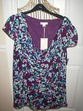 Monsoon Plus Size Floral Tops & Shirts for Women