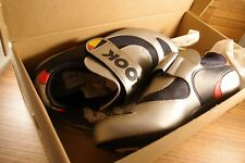 NOS racing men's cycling shoes LOOK Cyclesa Italy 40 size (6.5) Shimano System