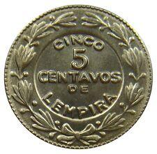 (e82) - honduras - 5 centavos 1956-escudo Nacional-UNC-km # 72