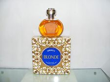 VERSACE       BLONDE        EAU TOILETTE  100 spray