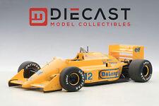 AUTOART 88728 LOTUS 99T HONDA F1 JAPANESE GP 1987 A.SENNA #12, 1:18 SCALE