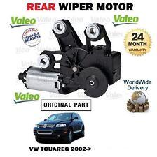 FOR VW VOLKSWAGEN TOUAREG 5 DOOR 2002--> NEW REAR WIPER MOTOR ORIGINAL