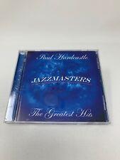 Paul Hardcastle - Jazzmasters: The Greatest Hits Hardcastle, Paul Audio CD Used