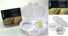 Microwave Egg Poacher Saves Time Eggs Made Easy No Mess Microwavable Poach Egg