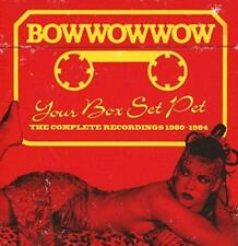 Bow Wow Wow - Your Box Set Pet: The Complete Recordings (1980-1984) (NEW 3CD)