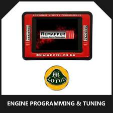 Lotus - Customized OBD ECU Remapping, Engine Remap & Chip Tuning Tool
