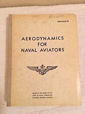 Aerodynamics Naval Aviators NAVAIR 00-80T-80 by H.H. Hurt Revised Jan. 1965  CD