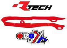 Racetech Rojo Cadena SLIDER DESLIZADOR Honda CRF 450 R 09-12 CRF450R 2009-2012 0600