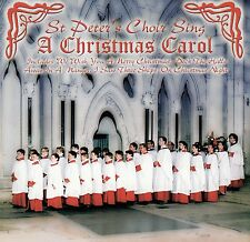 "ST. PETER'S CHOIR SING ""A CHRISTMAS CAROL"" / CD - TOP-ZUSTAND"